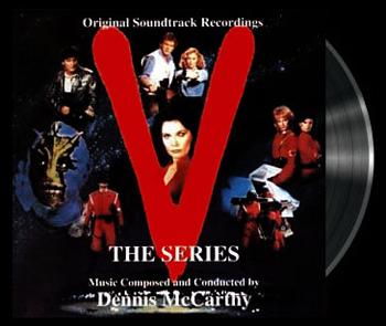 V : The series - Main title - V (la série) - Générique