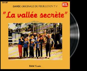 Secret Valley - French main title - Vallée secrète (la) -  Générique VF