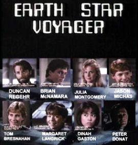 Earth Star Voyager - Main title - Voyageurs de l'infini (les) - Générique