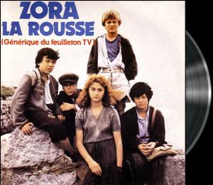 Rote Zora und Ihre Bande (die) - Instrumental main title - Zora la Rousse - Générique  instrumental