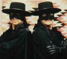 Zorro and son - Main title - Zorro et fils - Générique VO