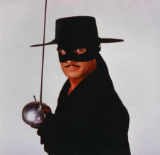 Zorro (1990) / The New Zorro - French TV main title - Nouvelles aventures de Zorro (Les) - Générique VF TV