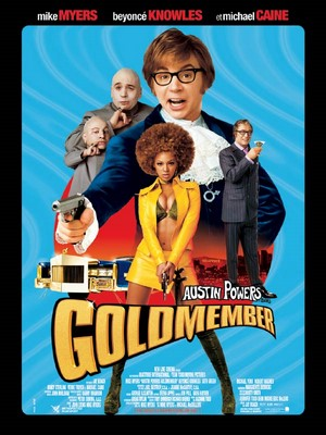 - Hey Goldmember