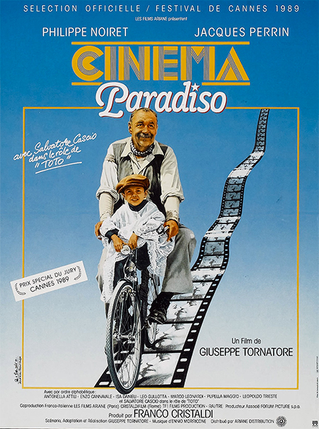 - Cinema Paradiso - Theme
