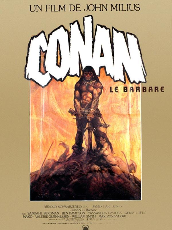 - Conan Le Barbare - Theme principal