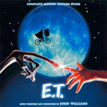 - Flying theme - E.T.