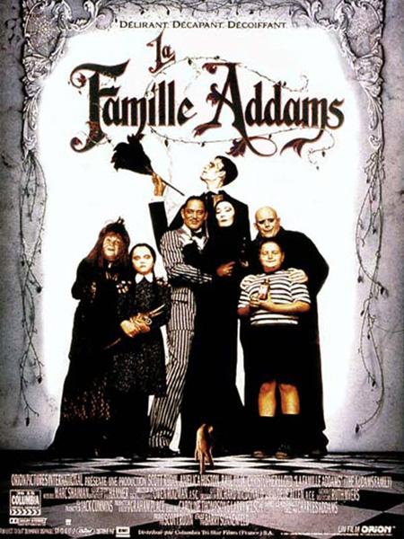 - La famille Addams - Theme principal