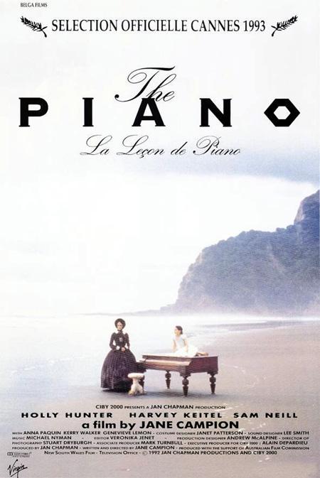 - La leçon de piano - Theme principal