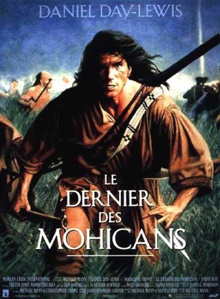 - Le dernier des mohicans - Theme