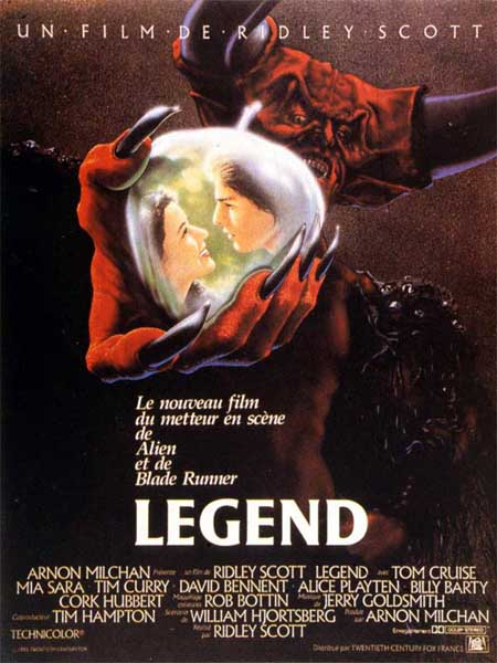 - Legend - Theme