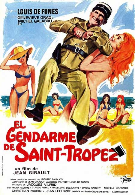 - Le gendarme de St Tropez - Theme