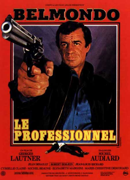 - Le professionnel - Theme