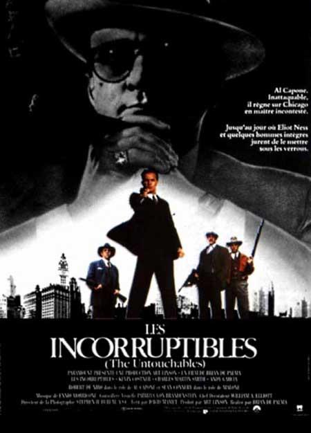 - Les incorruptibles - Theme
