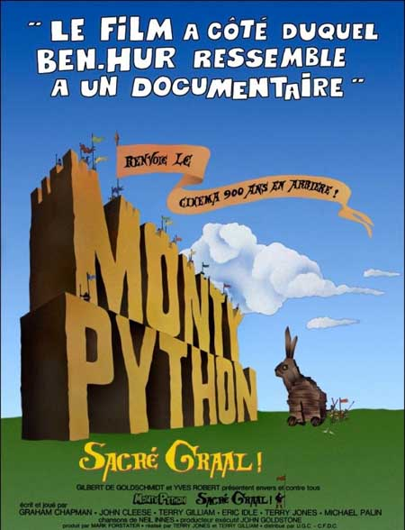 - Monty Python sacré graal - Theme