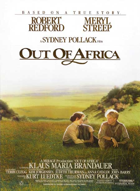 - Out of Africa - Theme