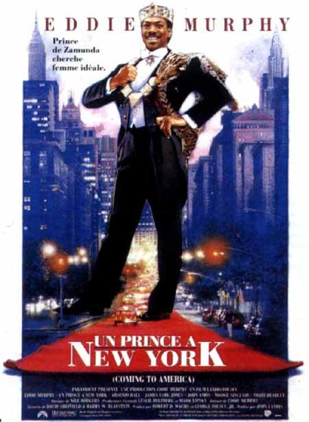- Un prince à New York - Theme