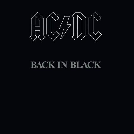 - Back in Black
