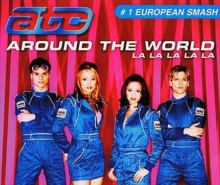 - Around the World (La La La La La)