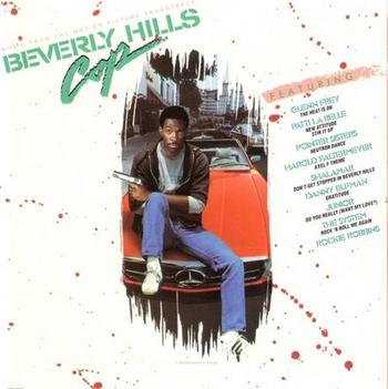 - Flic de Beverly Hills (le) - Theme