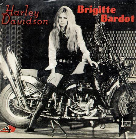 - Harley Davidson