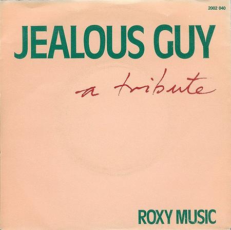 - Jealous Guy
