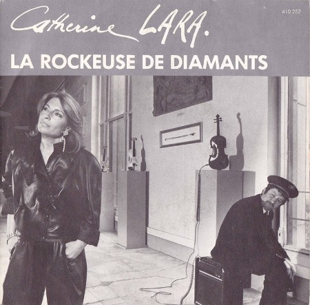 - Rockeuse de diamants (la)