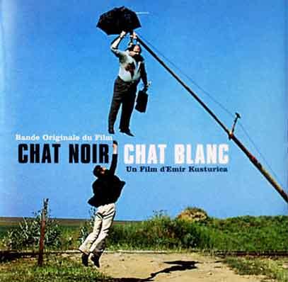 - Chat Noir Chat Blanc - Djindji Rindji Bubamara