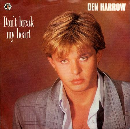 - Don't break my heart