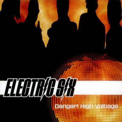 - Danger! High Voltage