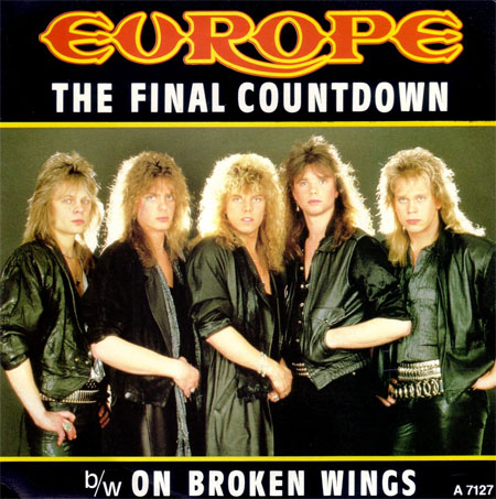 - Final countdown (the)