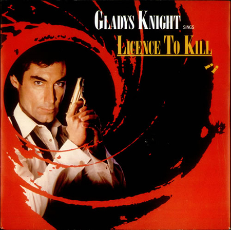 - Gladys Knight - Licence To Kill