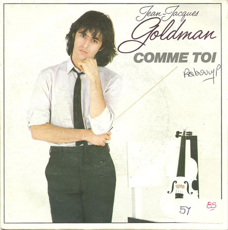 - Comme toi (version instrumentale)