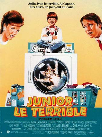 - Junior le terrible - 