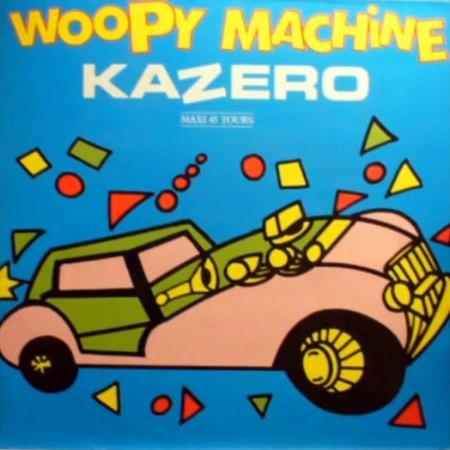 - Woopy machine