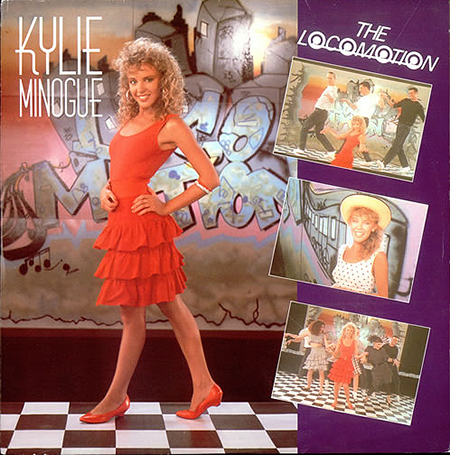 - Kylie Minogue - The Loco-motion