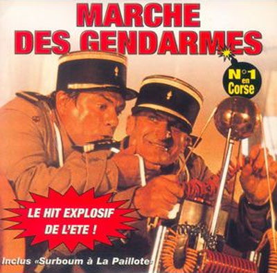 - Marche des gendarmes (la) - Remix