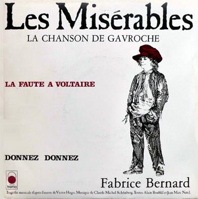 - Chanson de Gavroche