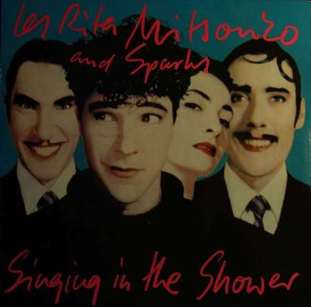 - Singing in the shower