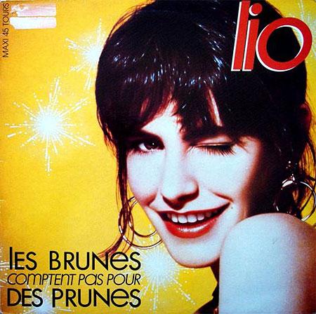 - Les Brunes comptent pas pour des prunes