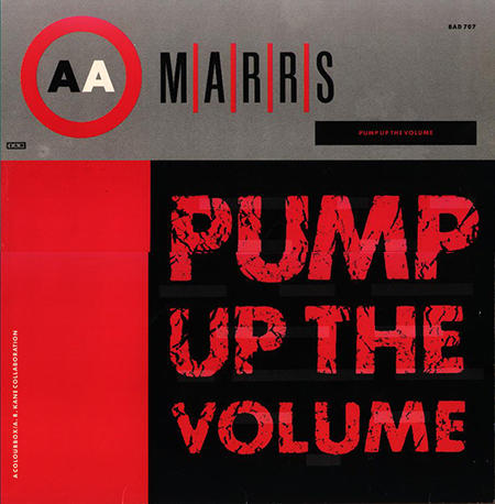 - Pump Up The Volume
