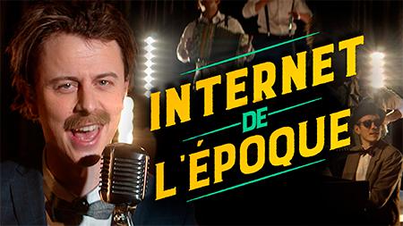 - Internet de l'époque (l')