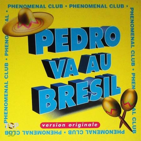 - Pedro va au Brésil