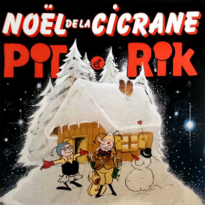 - Le Noël de la Cicrane