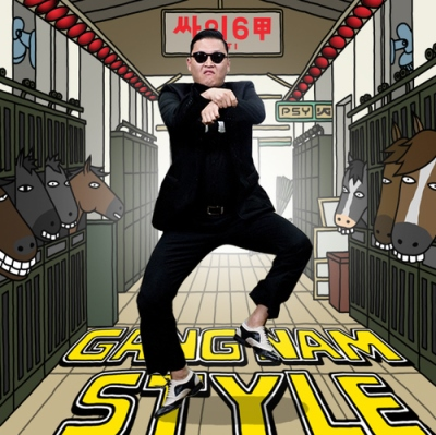 - Gangnam style
