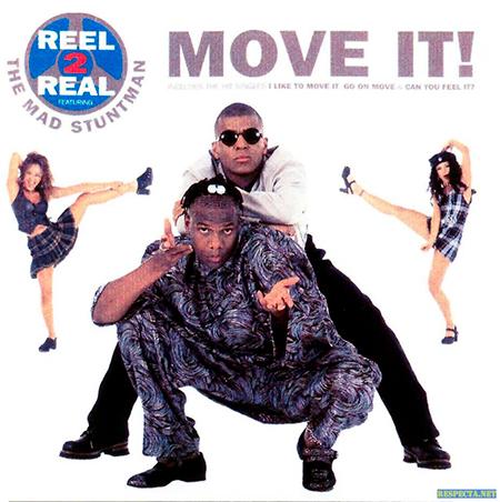 - I like to move it