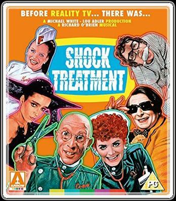 - Shock Treatment - Bitchin in the kitchen