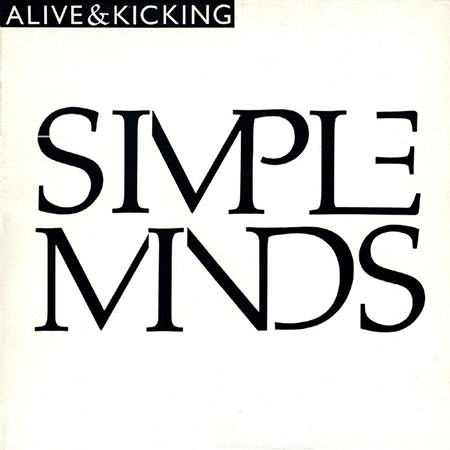 - Alive And Kicking