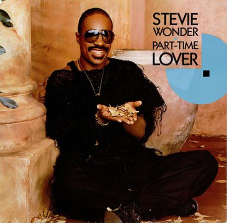 - stevie wonder - part time lover