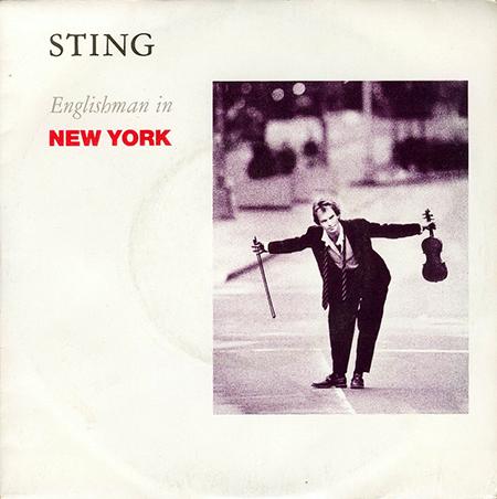 - Englishman In New York