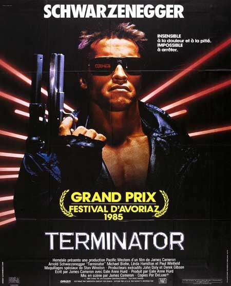 - Terminator - theme